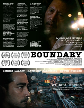 boundary final poster